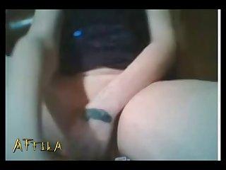 23914 Cait Webcam Dog Lick And Anal Finger (part 1)