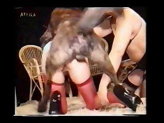 2 Lesbians And Dog (part 7)